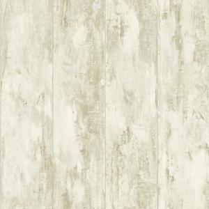 Painted Wood Planks Wallpaper NY4952