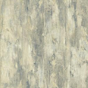 Painted Wood Planks Wallpaper NY4954
