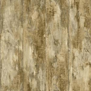 Painted Wood Planks Wallpaper NY4955