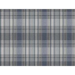 Bartola Plaid Wallpaper NY5005
