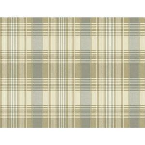 Bartola Plaid Wallpaper NY5007
