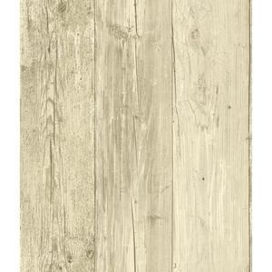 Wide Wooden Planks Wallpaper FK3929