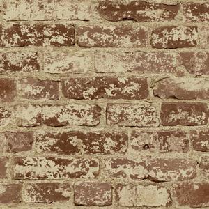 Stuccoed Brick Wallpaper PA5466