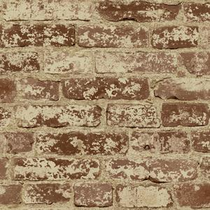 Stuccoed Brick Wallpaper RB4305