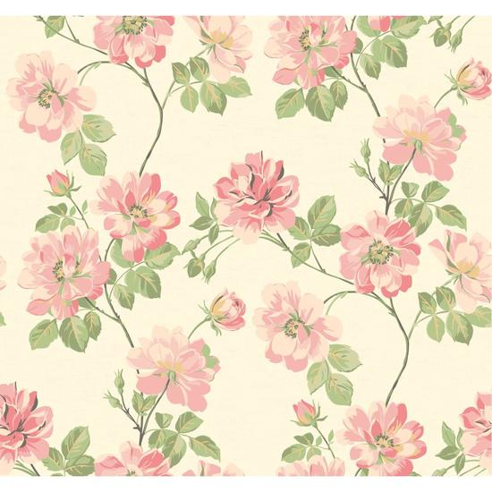 Wild Rose Wallpaper JC5902