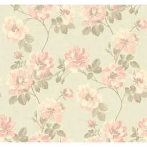 Wild Rose Wallpaper JC5903