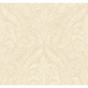 Glitter Damask Wallpaper JC5950