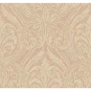 Glitter Damask Wallpaper JC5951