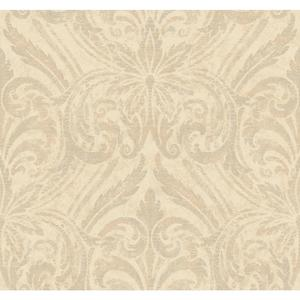Glitter Damask Wallpaper JC5954