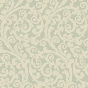 Raised Gt Scroll Wallpaper JC5973