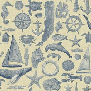 Maritime Wallpaper NY4818