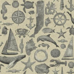 Maritime Wallpaper NY4819