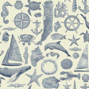 Maritime Wallpaper NY4820