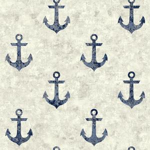 Anchor Away Wallpaper NY4915