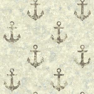 Anchor Away Wallpaper NY4916