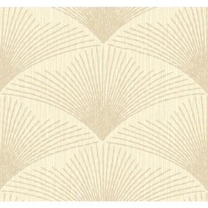 Shimmering Fan Wallpaper BH8301