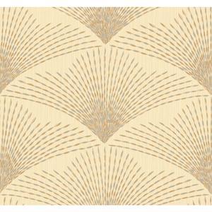 Shimmering Fan Wallpaper BH8302