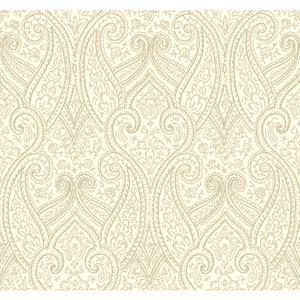 Luxury Paisley Wallpaper BH8316