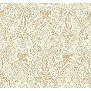 Luxury Paisley Wallpaper BH8318