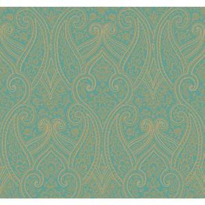 Luxury Paisley Wallpaper BH8319
