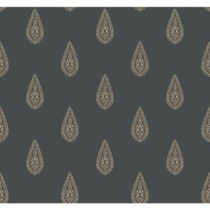 Luxury Teardrop Wallpaper BH8325