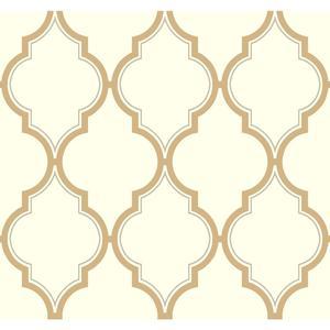 Luxury Trellis Wallpaper BH8334