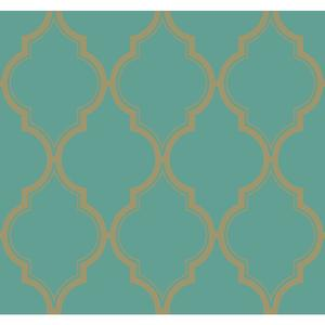 Luxury Trellis Wallpaper BH8335