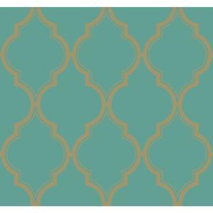 Luxury Trellis Wallpaper BH8335