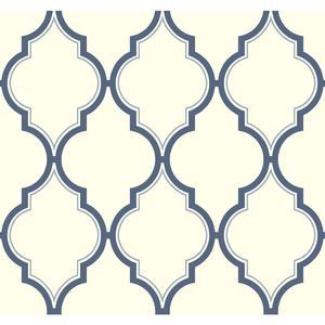 Luxury Trellis Wallpaper BH8337