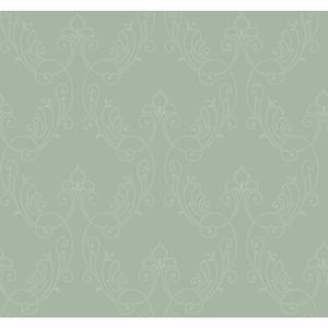 Stitched Ornamental Wallpaper BH8372