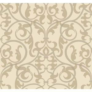 Royal Scroll Wallpaper BH8380