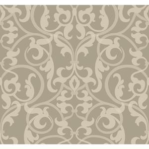 Royal Scroll Wallpaper BH8383