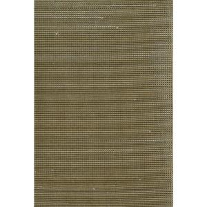 Metallic Grasscloth Wallpaper NZ0732