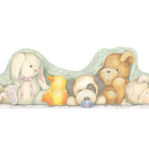 Plush Toy Border IF2530B