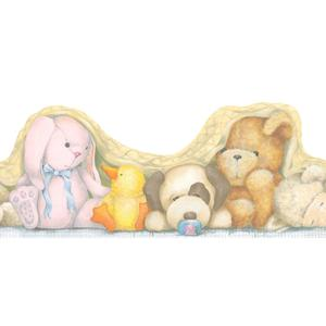 Plush Toy Border IF2531B
