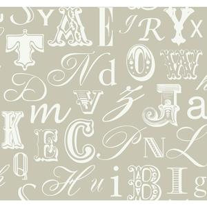 Word Play Wallpaper RB4274