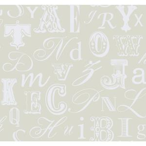 Word Play Wallpaper RB4278