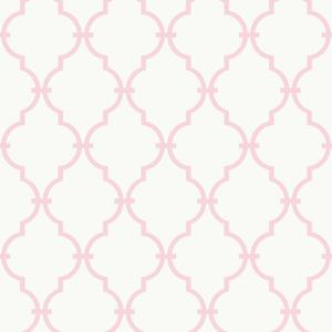 Graphic Trellis Wallpaper YS9101