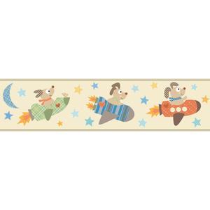 Rocket Dogs Border YS9109BD