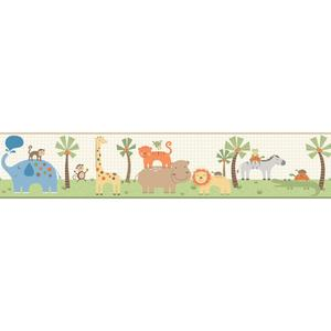 Jungle Friends Border YS9168BD