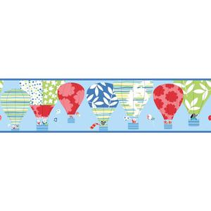 Hot Air Balloon Border YS9188BD