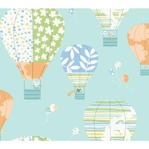 Hot Air Balloon Wallpaper YS9194