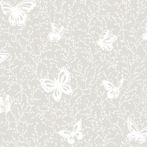 Butterfly Garden Wallpaper YS9220