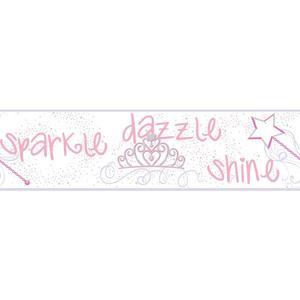 Sparkle, Dazzel, Shine Border YS9223B