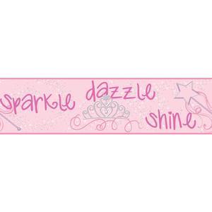 Sparkle, Dazzel, Shine Border YS9224B
