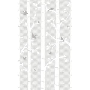 Garden Butterflies/Birds Mural YS9235M