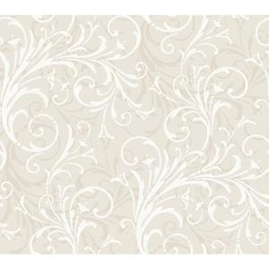 Layered Scroll Wallpaper YS9272