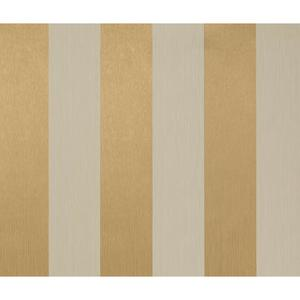 Wide Two-Color Stripe Wallpaper Y6130301