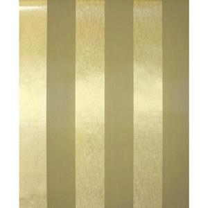 Wide Two-Color Stripe Wallpaper Y6130302