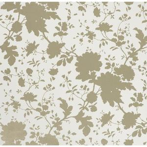 Scenic Garden Silhouette Wallpaper Y6130608